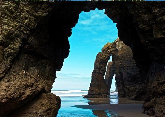playa de las catedrales informacion